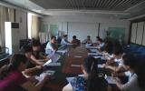 我院召开主题教育活动领导小组推进会暨专题辅导报告会
