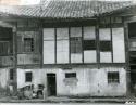西昌卫生院手术室(原为九皇宫戏台)1982年摄